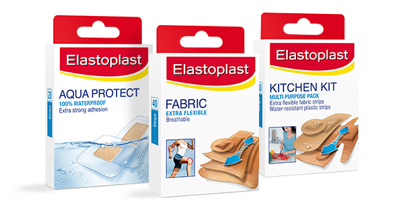 Elastoplast Playing it safe in the kitchen